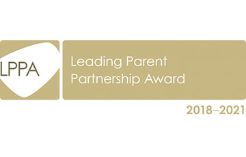 Leading Parent Partnership Award Logo